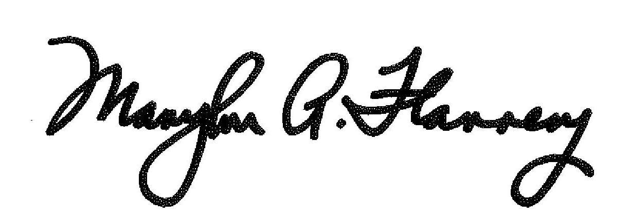 Marylou Flannery Digital Signature