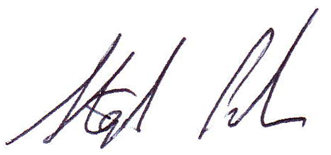 Stephen Pezzola Digital Signature